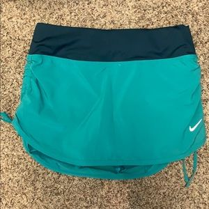 Women's Nike dry fit Tennis skirt extra small